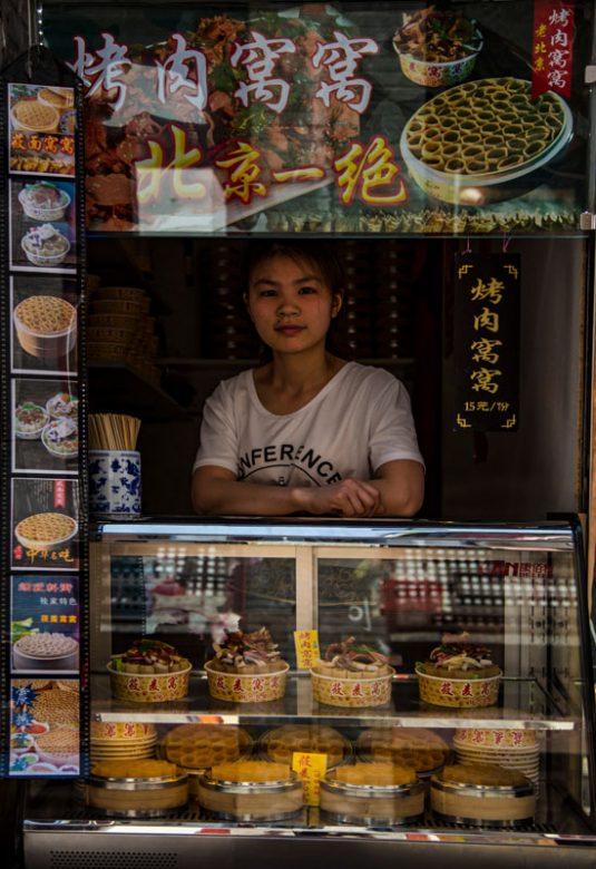 Pekin de Çin yemekleri