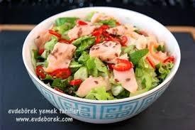 Somon salata