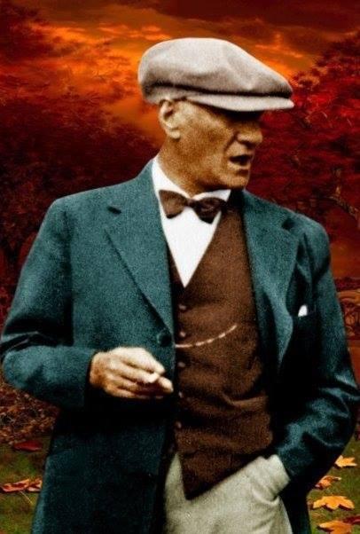 Zafer Bayramınız Kutlu olsun: Mustafa Kemal