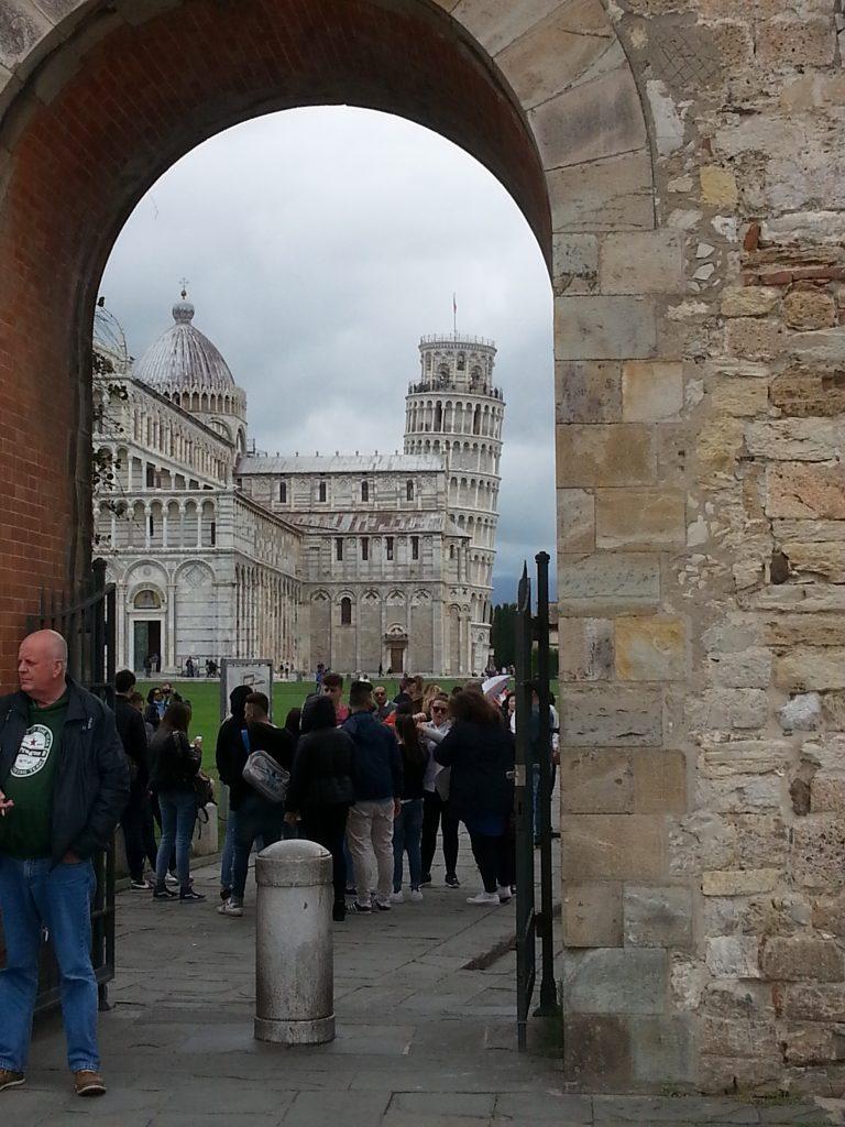 Pisa Kulesi ve Katedral