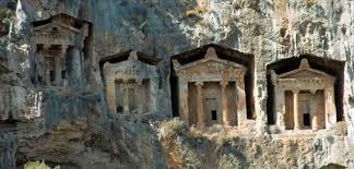 Ürdün Petra' ya benzettiğim; Beşikli Mağara
