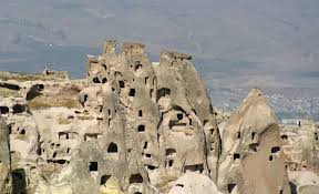 Kapadokya ve Peri Bacaları