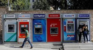 ATM. Kullanımı