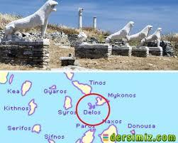Delos Adası