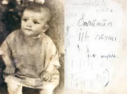 Zeki Müren ve İlk Fotoğrafı