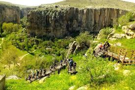 Kapadokya ve Ihlara Vadisi