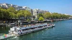 Romantik Şehir Paris ve Sen Nehri Gündüz Turu
