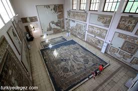40'dan sonra gezdiğim Antakya Mozaik Müzesi