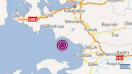 İzmir Depremi 30.10.2020