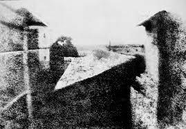 Fotoğrafçılık ve Tarihteki ilk fotoğraf