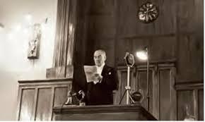 Cumhuriyet İlanı 28.19.1923