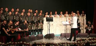 Hatay Medeniyetler Korosu Türk Günü Konserinden