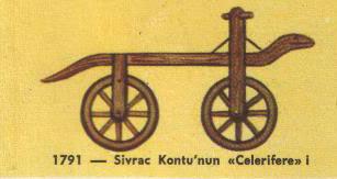 Bisikletin ve Tarihçesi
