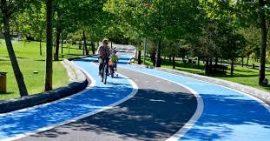Bisiklet ve Martı Yolu