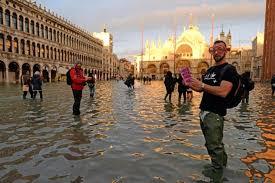 San Marco Meydanı ve Su Baskını