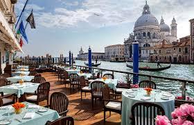 40'dan Sonra Gidilen Venedik ve Restoranları