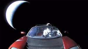Uzay Yolculuğu ve ''Starman'' Mars'a en yakın noktada