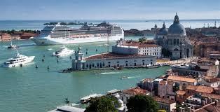 San Marco Meydanı ve Venedik Cruise Limanı