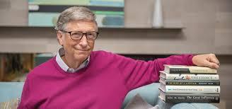 Kitap önerilerim ve Bill Gates