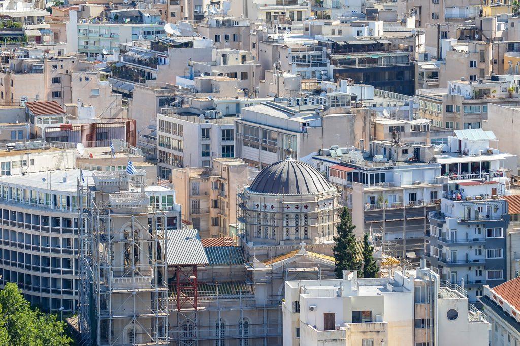 Yunan adaları ve Atina Şehri
