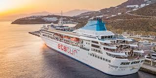 Yunan adaları ETS Gemisi Turu
