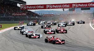 F1 Otomobil yarışları