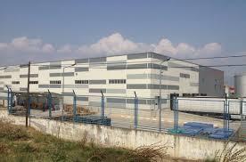 Tekirdağ'dan taşınan rakı Fabrikası