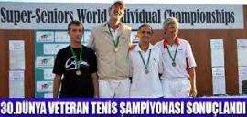 Veteran Tenis Turnuvası