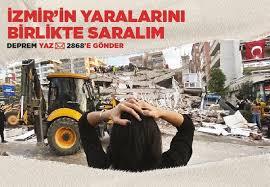 Deprem Sonrasında İzmir