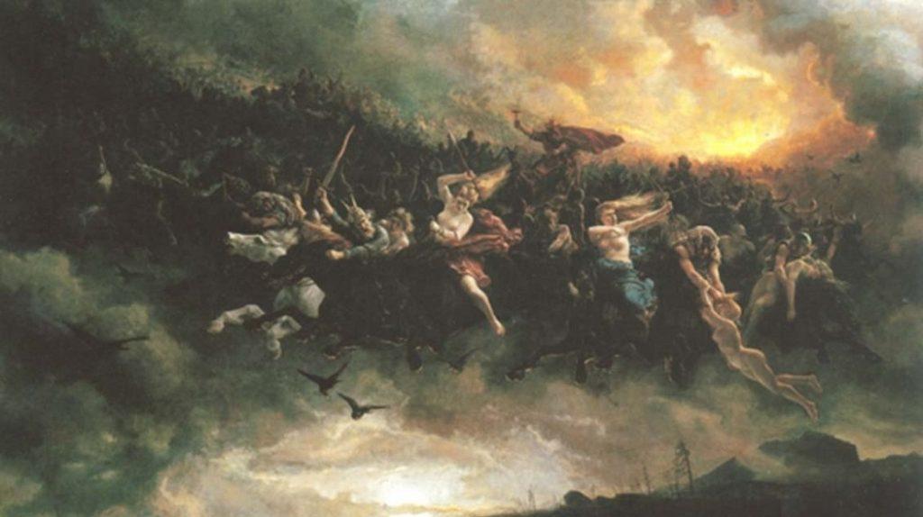 Mitolojik Kavim Savaşı