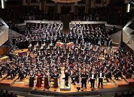 Yeni yılı kutluyoruz ve Berlin Filarmoni Orkestrası.