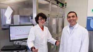 BioNTech Uğur Şahih ve Özlem Türeci