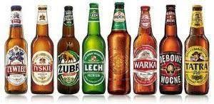 Bira Çeşitleri.