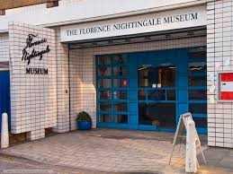 40' Sonra Londra ve Florance Nightingale Müzesi