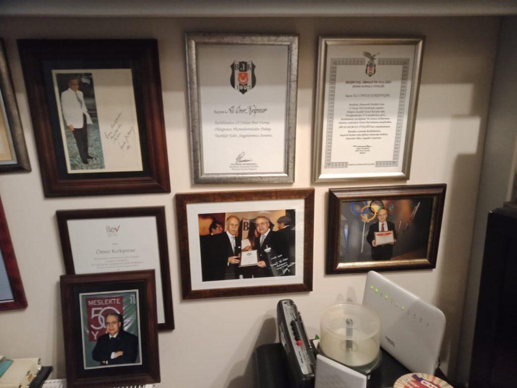 Koleksiyoner ve Kazandığı Ödüller