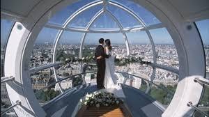 London Eye ve Evli Çift