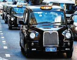 40'dan önce ve 40'dan sonra Londra Taksileri