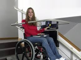 Platformlu Tekerlekli Sandalye Asansörü