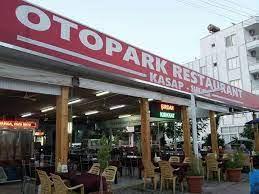 Lokanta Otoparkı.