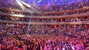 40'dan Sonra Londra ve Royal Albert Hall