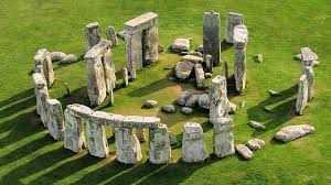 40'dan Önce ve 40'dan sonra Londra Stonehenge İngiltere
