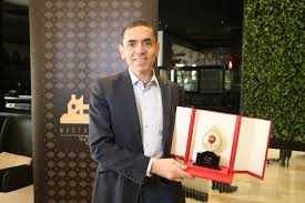 Prof.Uğur Şahin ve İran Ödülü