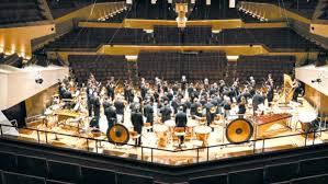 Yeni yıl konseri ve Viyana Filarmoni orkestrası.