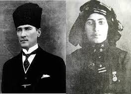Kara Fatma ve Atatürk