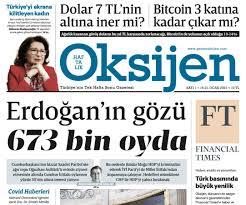 Gazete okumak ve Oksijen gazetesi