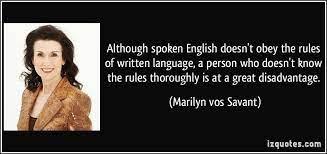 Marilyn Vos Savant Sözü.