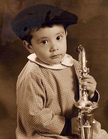 Wolfgang Amedeus Mozart'ın  Küçüklüğü