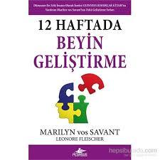 Marilyn Vos Savant Türkçeye çevrilen kitabı