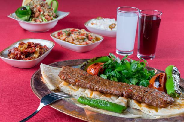 Evde Adana Kebap ve Şalgam suyu