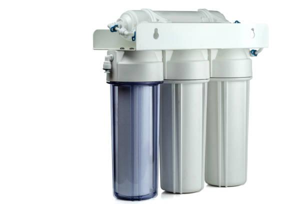 Su arıtma sistemi filtreleri